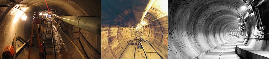 Jay Dee Tunnel Project Progression